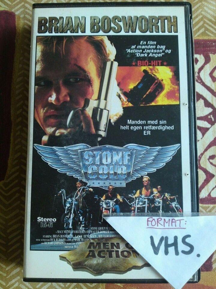 Action, Stone cold, instruktør Craig r baxley