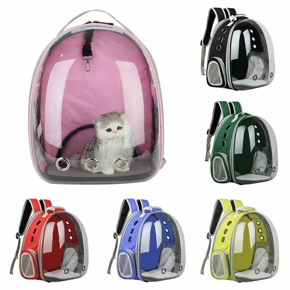 Pet Backpack Portable Cat Foldable Multifunction Dog Carrier Bag Large Tent Cage