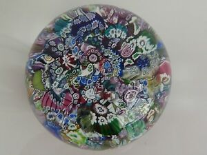 Perthshire-PP19-1972-Scrambled-or-End-of-Day-Paperweight-Limited-Edition-EC