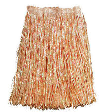 Adult Grass Skirt Beach Hula Hawaian Fancy Dress