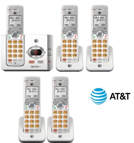 ATT 5 Handset System with Answering