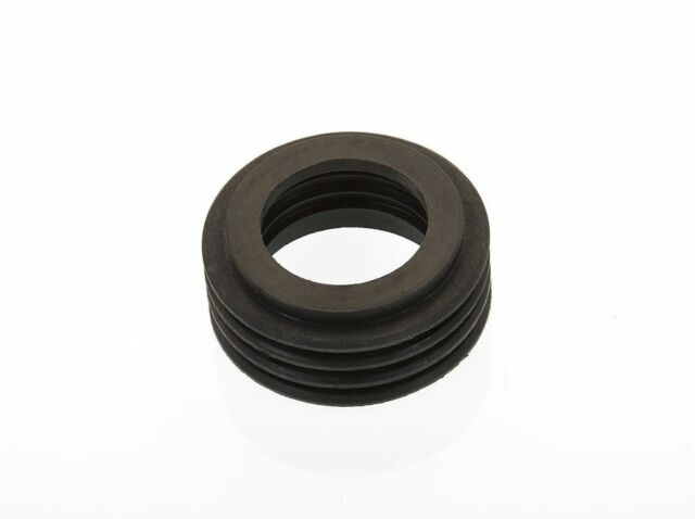 Internal Cistern Toilet Flush Pipe Cone Connector Soft Rubber FREE POST