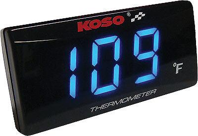 KOSO BA024B10/Super Slim Stil Thermometer