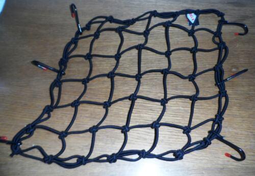 BELL Strapper Cargo Net Motorcycle ATV Bicycle Vinyl Coated Steel Hooks 109354