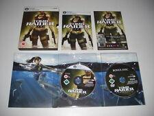 TOMB Raider Underworld-Edizione Limitata PC DVD ROM Speciale collezionisti ltd