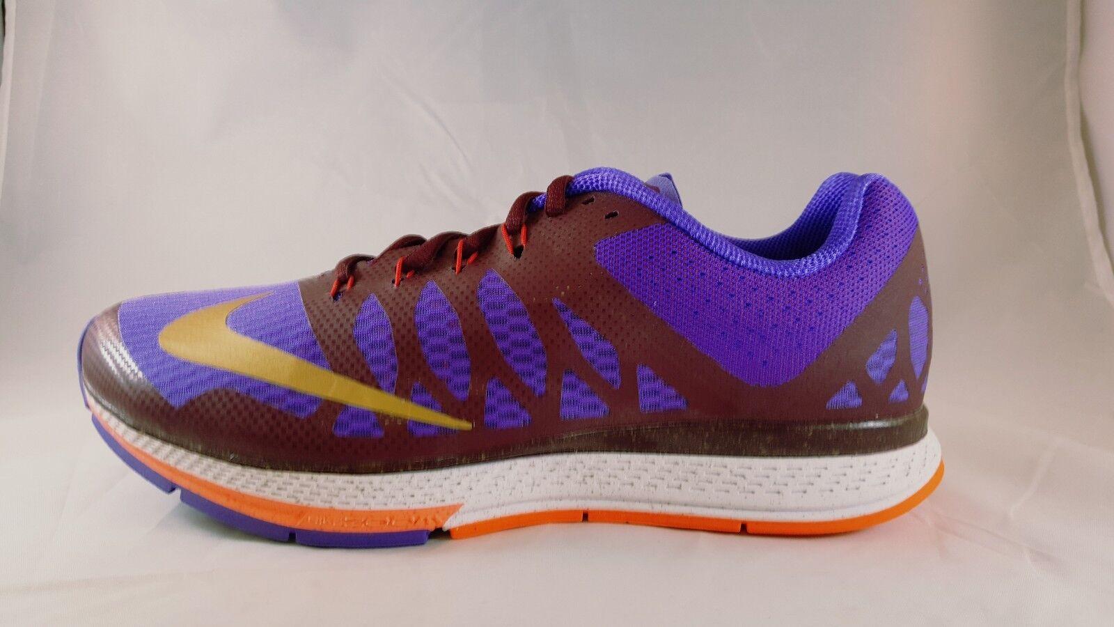 Nike Zoom Elite Elite Elite 7 QS Women's Running shoes 716435 685 Size 10 0ca823