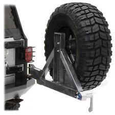 XRC Rear Swing Away Tire Carrier Fits Jeep 87-06 Wrangler YJ TJ LJ Smittybilt