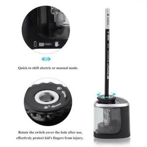 Automatic-Electric-Switch-Pencil-Sharpener-Home-Office-School-Desktop-Classroom