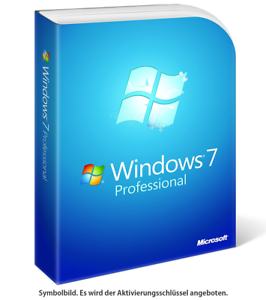 Windows-7-Professional-32-Bit-amp-64-Bit-KEY-BLITZVERSAND-Vollversion-NEU