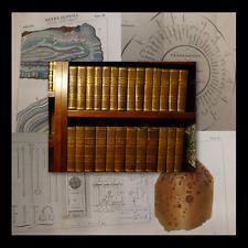 STORIA NATURALE - DIZIONARIO DELLE SCIENZE NATURALI - 1830 Firenze  26 volumi