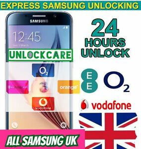Details about SAMSUNG GALAXY S9 S9 PLUS Edge +8 S8Plus Unlock Code ee O2  Vodafone 3 Network uk