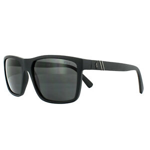 271c6f432e Image is loading Polo-Ralph-Lauren-Sunglasses-PH4133-528487-Matt-Black-