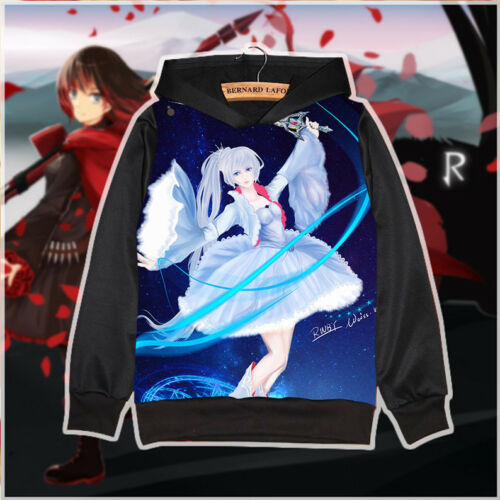 Cosplay RWBY Anime Manga Kapuzen Sweatshirt Hoodie pullover Polyester