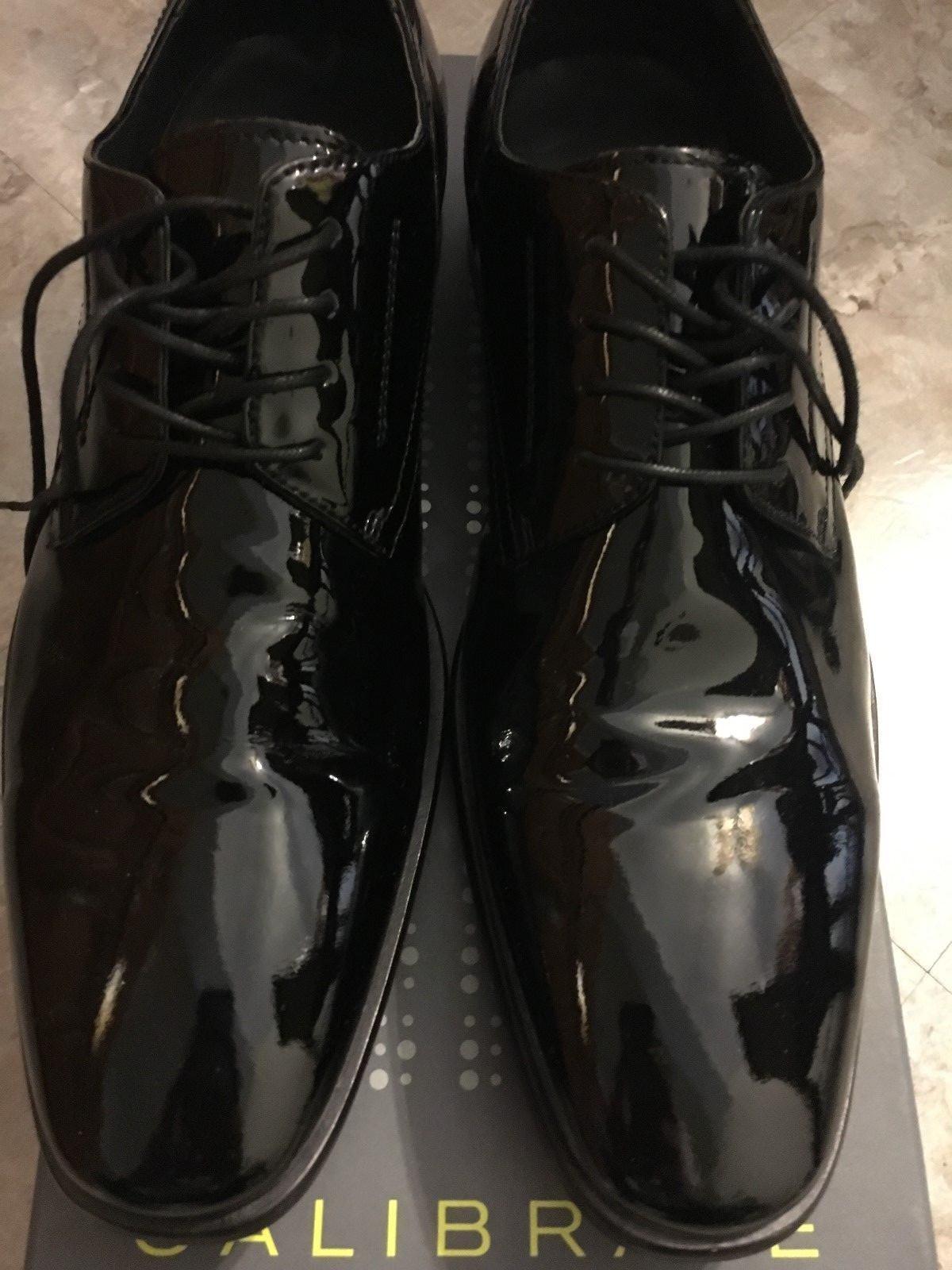 Men's nero Tuxedo scarpe Dimensione 7 Very Nice