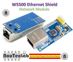 Details about W5500 Ethernet Network Module TCP / IP 51 / STM32 MCU over  W5100