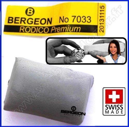 Rodico Premium Bergeon 7033 1/2 Bâton +/- 20 grammes outil d'horloger-