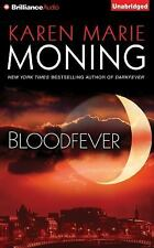 Fever: Bloodfever 2 by Karen Marie Moning (2015, CD, Unabridged)