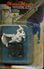 METAL MAGIC SPACELORD C3103A OYODYNE ELITE RAISED LASER QWORD & POWER GLOVE