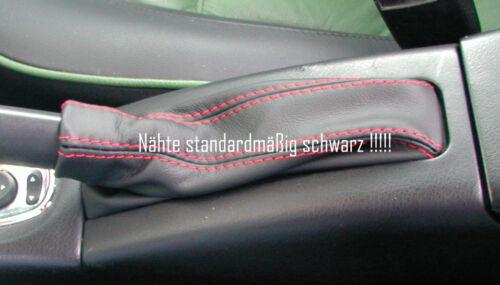 Ab Leder Handbremsmanschette Fiat barchetta alle Farben auch Alcantara