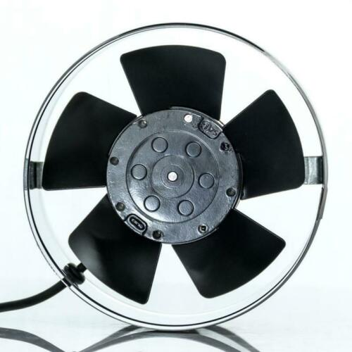 Silent High Temperature Inline Extractor Fan 125mm Chimney Flue Liner Ventilator