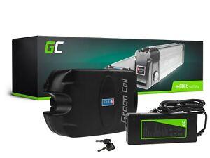 E-Bike Akku 24V 10.4Ah Li-Ion 250W Elektrofahrrad Batterie mit Ladegerät