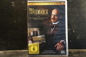 Bismarck-Der-komplette-Drei-Teiler-auf-2-DVDs