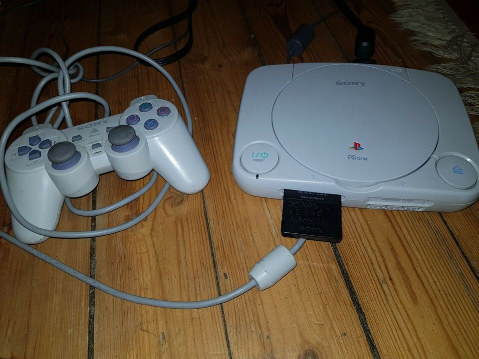 Playstation 1, Original