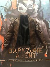 Virtual Toys The Dark Zone Agent Brown Leather Jacket loose 1/6th scale