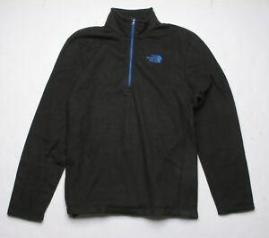 The Half Zip North Face Black Fleece m ZqpFvSw