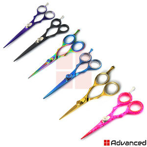 New-Range-Of-Barber-Hair-Cutting-Scissors-Trimming-Beard-Mustache-Styling-Shears