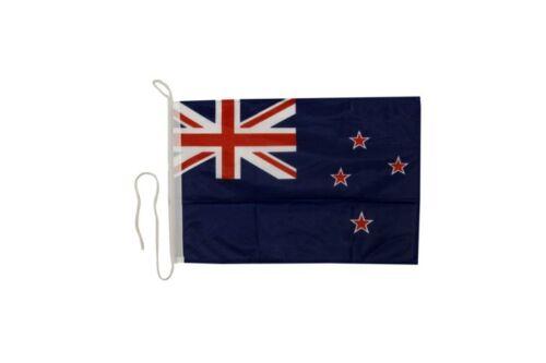 NUOVA Zelanda bandiera barca Barca Bandiera Bandiere Bandiere per barca 30x40cm