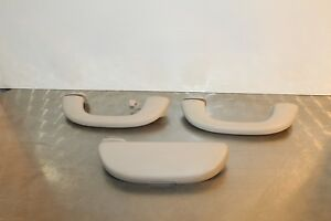 2007 SEAT ALTEA INTERIOR ROOF GRAB HANDLES SET