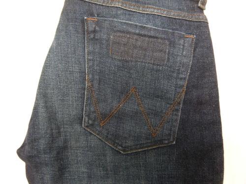 Seconds Mens Ex Wrangler Greensboro Slight Taper Stretch Jeans RRP £75 WA70