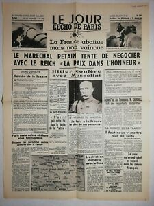 N1148-La-Une-Du-Journal-Le-jour-18-juin-1940-la-France-abattue-mais-pas-vaincue