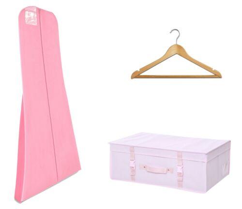 Hoesh UK Bridal Storage Wedding Dress Travel Box Acid Free Tissue Paper(KIT SET)