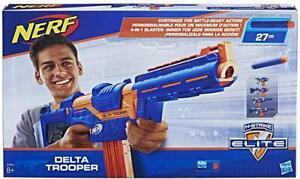 Delta-Trooper-039-Nerf-039-N-Strike-Elite-Dart-Blaster-Free-postage