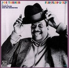 Joe Turner With The Count Basie Orchestra - Flip, Flop & Fly - Pablo NEW