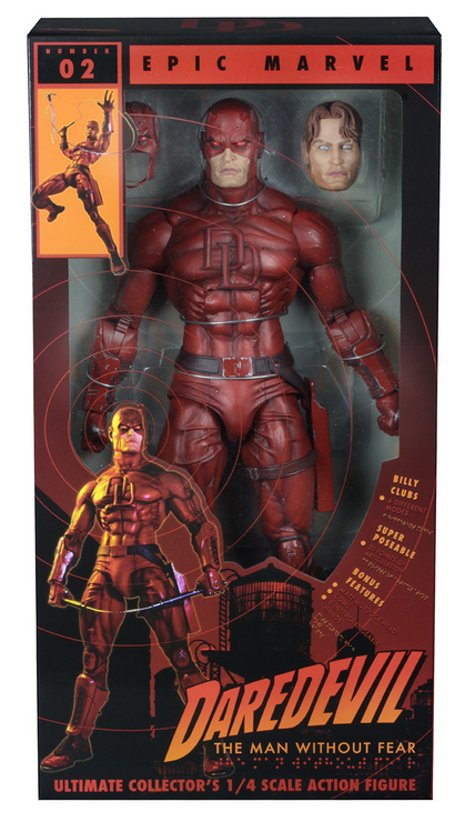 Marvel Neca Darougeevil 1 4 Scale Action Figure