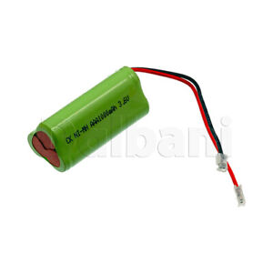 Rechargeable-Battery-Ni-MH-AAA-with-Cable-2-Pin-3-6V-1000mAh