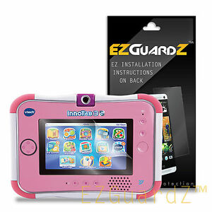 3X-EZguardz-Clear-Screen-Protector-Shield-3X-For-VTech-Innotab-3S