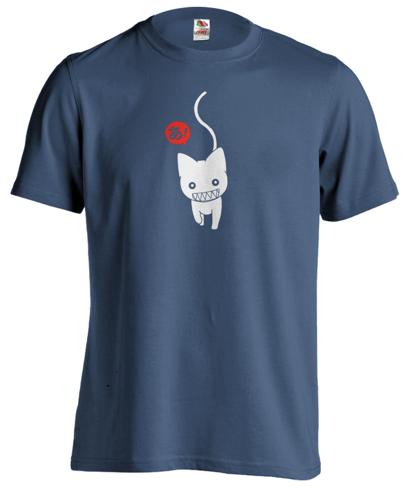 Azumanga les Daioh TEE-MANGA T-shirt - anime les Azumanga chats japonais-Tshirt T NEUF bfd4f1