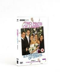 1 of 1 - Two Pints of Lager & a Packet of Crisps - Series 5 DVD  NEW SEALED FREEPOST