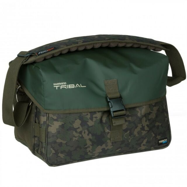 Angelsport Shimano Tribal Coarse And Carp Fishing Trench Clothing Bag