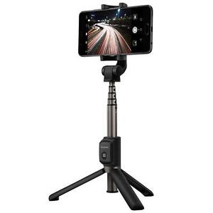 For-Huawei-P10-360-Rotation-Wireless-Bluetooth-Control-Selfie-Stick-Tripod-Stand