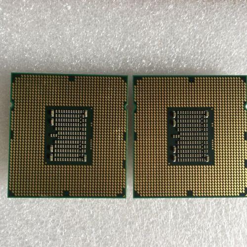 Matched Pair /_ Intel Xeon SLBVD L5630 2.13 GHz //12M 5.86 LGA1366 Quad Core CPU