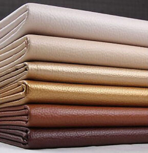 Pu Leather Fabric Faux For