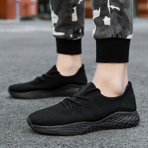 Men-039-s-Fashion-Running-Breathable-Shoes-Sports-Casual-Jogging-Athletic-Sneakers