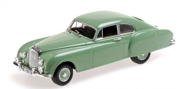 Bentley R Type Continental 1955 vert 1 43 Model MINICHAMPS