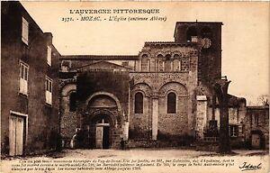 CPA L'Auvergne Pittoresque MOZAC L'Église (409614)