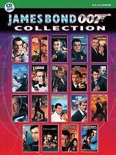 James Bond 007 Collection - Alto Sax by Oscar Beringer (2001, Paperback)